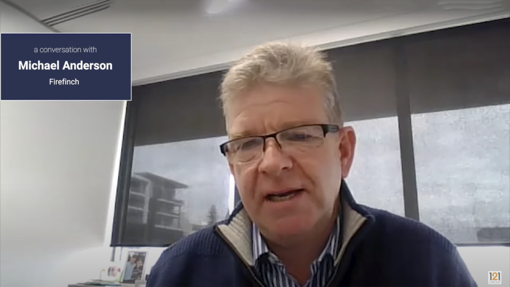 The Assay TV – A Conversation with Firefinch's MD, Dr Michael Anderson